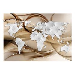 Fototapet - World Map -...