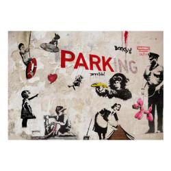 Fototapet - [Banksy]...
