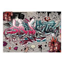 Fototapet - Graffiti: hey You!