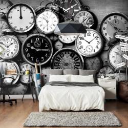 Fototapet - Retro Clocks