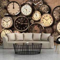 Fototapet - Old Clocks