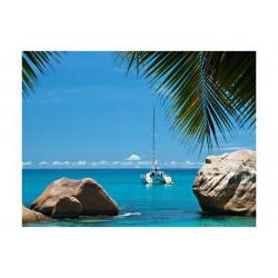 Fototapet - Seychelles