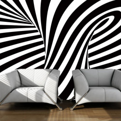 Fototapet - optical art:...