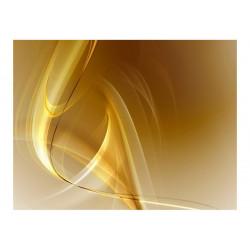 Fototapet - Gold fractal...