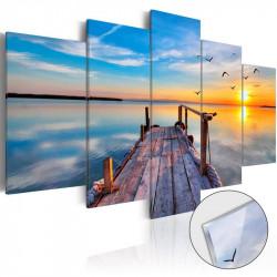 Billede på akrylglas - Lake...
