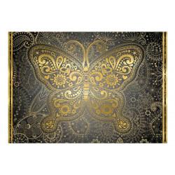 Fototapet - Golden Butterfly