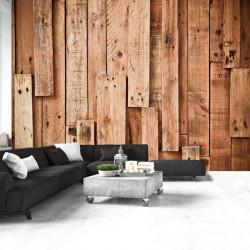 Fototapet - Wooden Fantasy