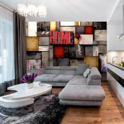 Fototapet - Colorful Home