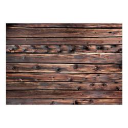 Fototapet - Wooden Warmth