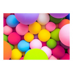 Fototapet - Colourful Balls