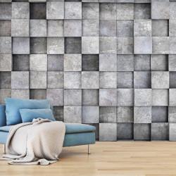 Fototapet - Concrete Cube