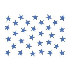 Fototapet - Blue Star