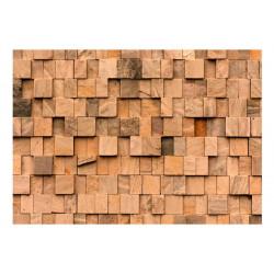 Fototapet - Stone Jigsaw