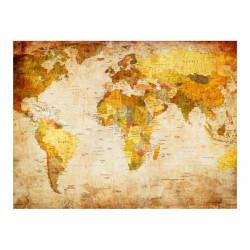 Fototapet - Old globe