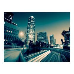 Fototapet - Gaderne i Los...