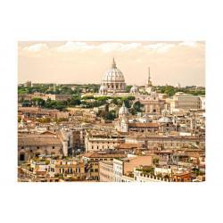 Fototapet - Rome: panorama
