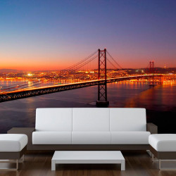 Fototapet - Bay Bridge -...