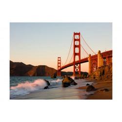 Fototapet - Golden Gate...