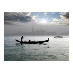 Fototapet - Gondola ride i...