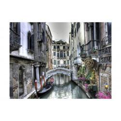 Fototapet - Romantisk Venedig