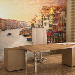 Fototapet - Venedig - den...