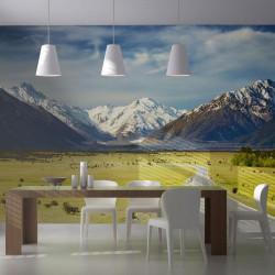 Fototapet - Southern Alps,...