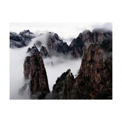 Fototapet - Sea of skyer...