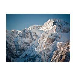 Fototapet - Vinter i Alperne