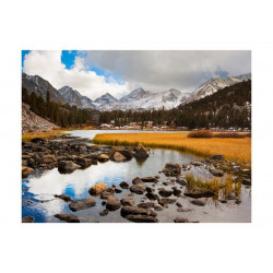 Fototapet - Mountain stream