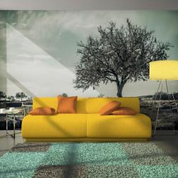 Fototapet - tree - vintage