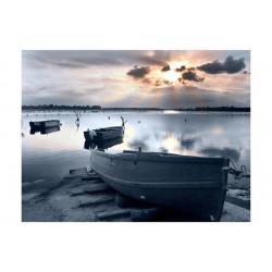 Fototapet - Little port boats