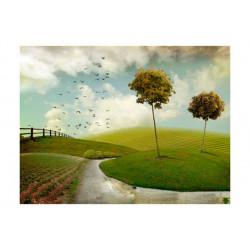 Fototapet - autumn - landscape