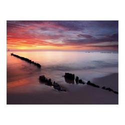 Fototapet - Sunrise over...