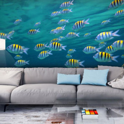 Fototapet - Underwater...