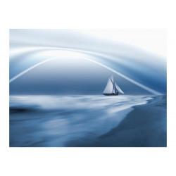 Fototapet - Lonely sail...