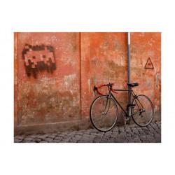 Fototapet - Cykel