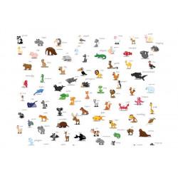Fototapet - animals (for...