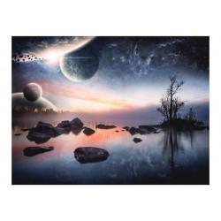 Fototapet - Cosmic landskab