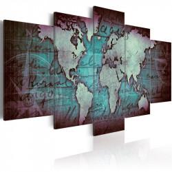 Billede - Sapphire Map