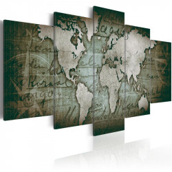 Billede - Emerald Map