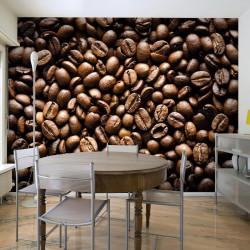 Fototapet - Roasted coffee...