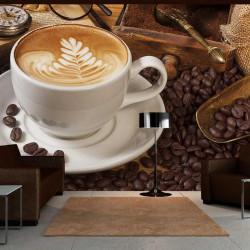 Fototapet - Måske kaffe?