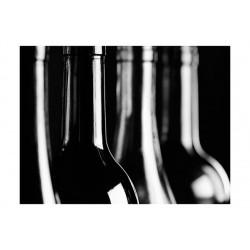 Fototapet - Vinflasker