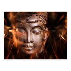 Fototapet - Buddha. Fire of...