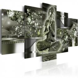 Billede - Emerald Budda