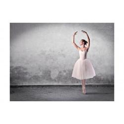 Fototapet - Ballerina i...