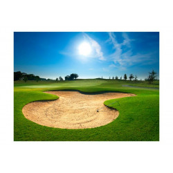Fototapet - Golf tonehøjde