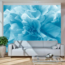 Fototapet - Blue azalea
