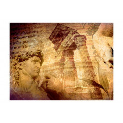 Fototapet - Græsk collage