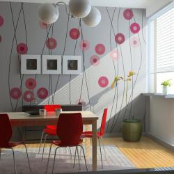 Fototapet - Rosy knapper